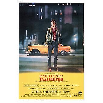 Táxi Driver filme Poster Print (27 x 40)