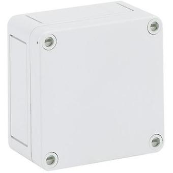 Build-in casing 94 x 94 x 57 Polystyrene (EPS) Light grey (RAL 7035) Spelsberg PS 99-6 1 pc(s)