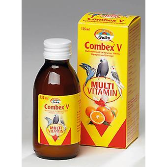 Quiko Bird Combex V Multi-vitamin Supplement 125ml