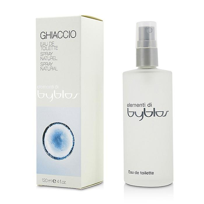 Byblos Ghiaccio Eau De Toilette Spray 120ml/4oz