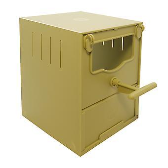 Quiko Finch Open Front Nest Box 12x13x16cm