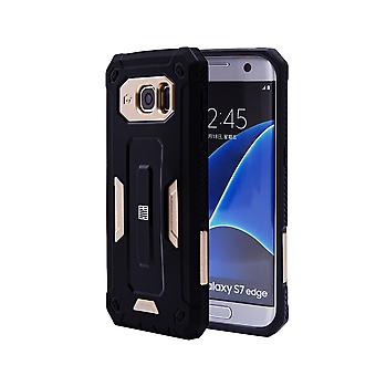32nd Hard Defender case for Samsung Galaxy S7 Edge (SM-G935) - Gold