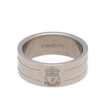 Liverpool Stripe Ring Small