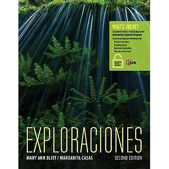 Exploraciones (World Languages) (Paperback) by Blitt Mary Ann (College Of Charleston) Casas Margarita (Linn-Benton Community College)