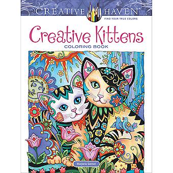 Dover Publications-Creative Kittens Coloring Book DOV-12670