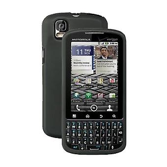 OEM Verizon Silicone Case for Motorola Droid Pro A957 (Black) (Bulk Packaging)