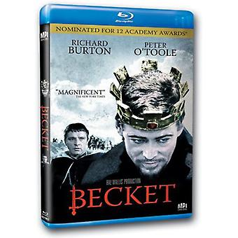 Becket [BLU-RAY] USA importerer
