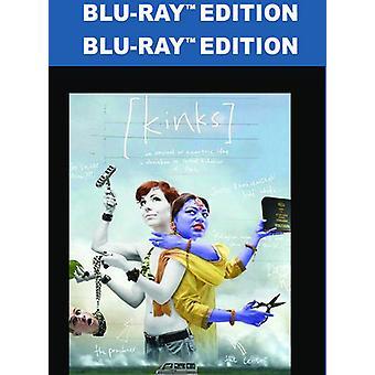Kinks [Blu-ray] USA importerer