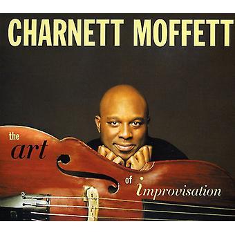 Charnett Moffett - Art of Improvisation [CD] USA import