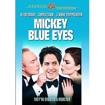 Mickey Blue Eyes [DVD] USA import