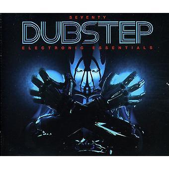 Siedemdziesiąt Essentials elektronicznych Dubstep - siedemdziesiąt elektronicznych Dubstep Essentials [CD] USA import