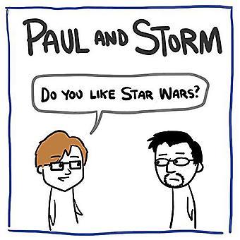 Paul & Storm - du som Star Wars [CD] USA importerer