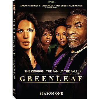 Greenleaf: Staffel 1 [DVD] USA import