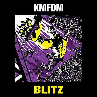 KMFDM - Blitz [CD] USA importerer