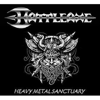 Battleaxe - Heavy Metal Sanctuary [CD] USA importerer