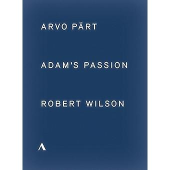 Adam's Passion [DVD] USA importerer
