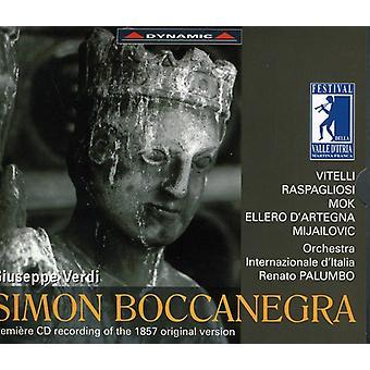 G. Verdi - Verdi: Importación de Estados Unidos Simon Boccanegra [CD]