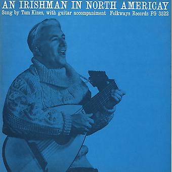 Tom Kines - Irishmin North Americay [CD] USA import