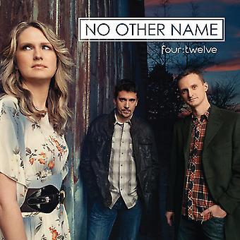 Ingen andre navn - fire: tolv [CD] USA importerer