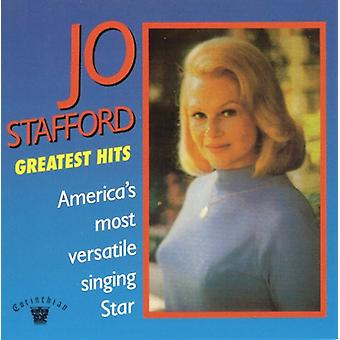Jo Stafford - USAs mest alsidige Singi [CD] USA import