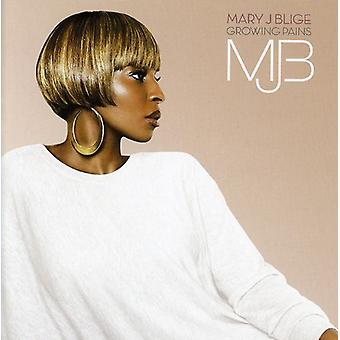 Mary J. Blige - Growing Pains [CD] USA import