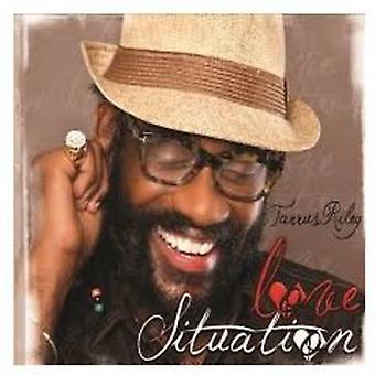 Tarrus Riley - kærlighed Situation [CD] USA import