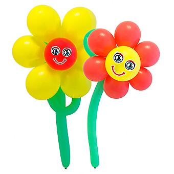 Balloon set DIY flowers floret
