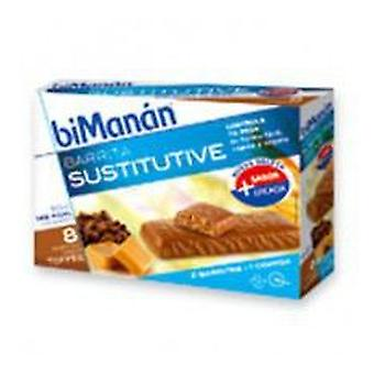 Bimanan Toffee bar 8 Units (Dieet en voeding , Crackers)