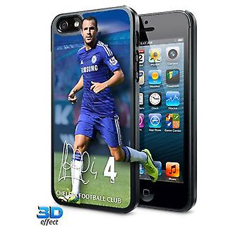 Chelsea iPhone 5 / 5S hårdt etui 3D Fabregas