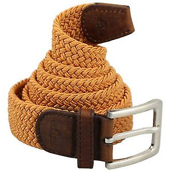 Tyler e Tyler Woven Belt - Orange