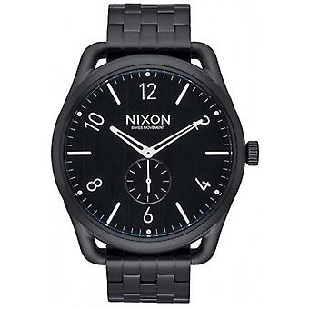 Nixon The C45 SS Watch - Black