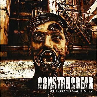 Construcdead - Grand maskiner [CD] USA importerer