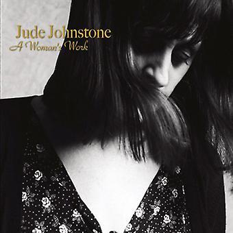 Jude Johnstone - kvindes arbejde [CD] USA import