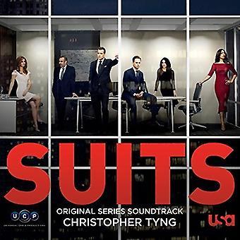 Tyng, Christopher / O.S.T. - Christopher Tyng / O.S.T. [CD] USA import