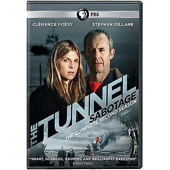 Tunnel: Sabotage - Season 2 [DVD] USA import