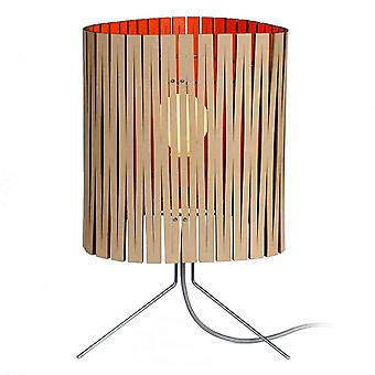 Graypants Leland Lava Kerf Table Lamp