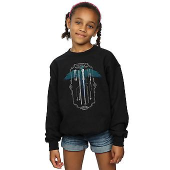 Harry Potter Girls Garrick Ollivander The Wand Sweatshirt
