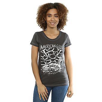 Aftershow kvinders amerikanske guder Storm T-Shirt