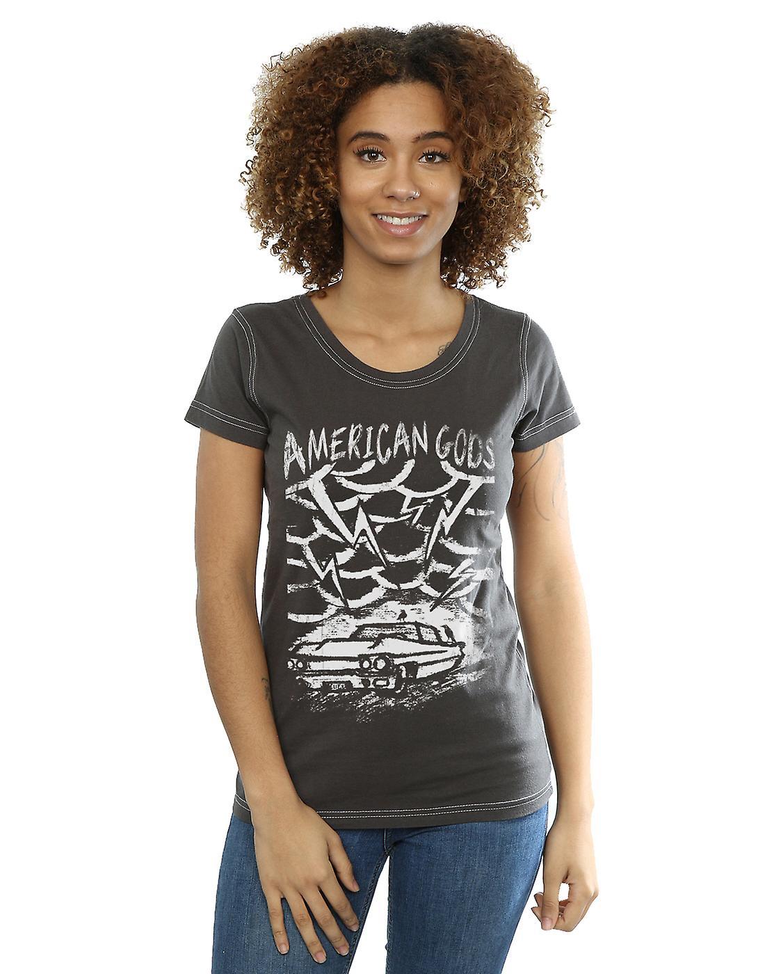 Aftershow Women's American Gods Storm T-Shirt