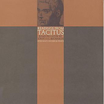 John F.C. Richards - Readings From Tacitus: Read in Latin by John F.C. [CD] USA import
