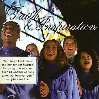 Amen sangere - tro & Inspiration (vokal) [CD] USA importerer