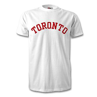 Toronto College Style T-Shirt