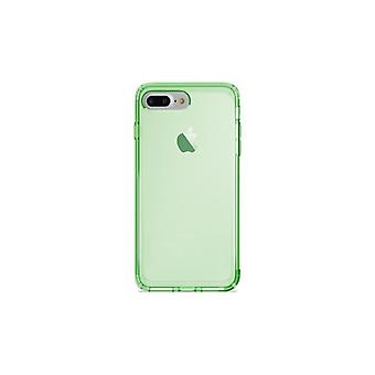 PURO iPhone 8/7 Plus, Ultra-Slim 0.3 Nude Cover, Green
