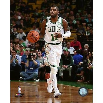 Kyrie Irving 2017-18 Action Photo Print