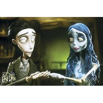 Corpse Bride - Hands Poster Poster Print