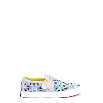 MOA ladies MCBI211002O multicolour fabric slip on sneakers