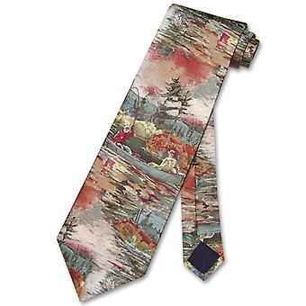 Papillon 100% SILK NeckTie Pattern Design Men's Neck Tie #141-2