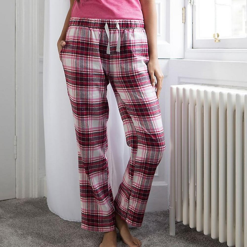 78cd0e08 Comfy Co dame/damer Gals flonel pyjamas bukser   Fruugo