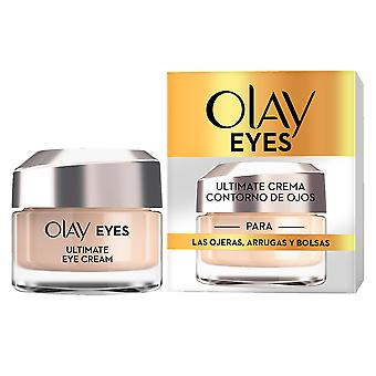 Olay Eyes Ultimate Crema Contorno Ojos 15ml Womens Sealed Boxed