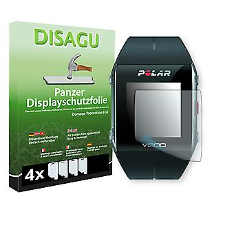 Polar V800 display protector - Disagu tank protector protector (deliberately smaller than the display, as this is arched)